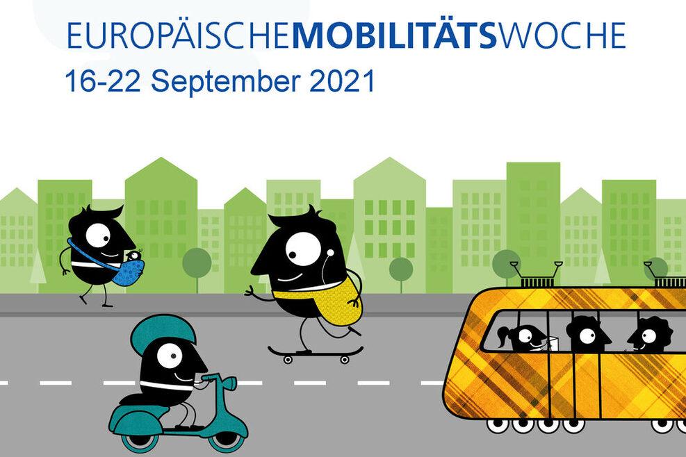 Vom 16. bis zum 22. September finden in der Stuttgarter Mobilitätswoche verschiedene Aktionen zum Thema nachhaltige Mobilität im Stadtgebiet statt.