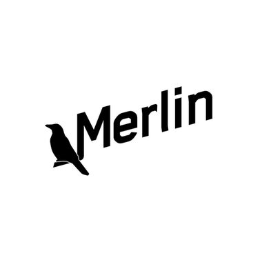 Kulturzentrum Merlin (Logo 2014)